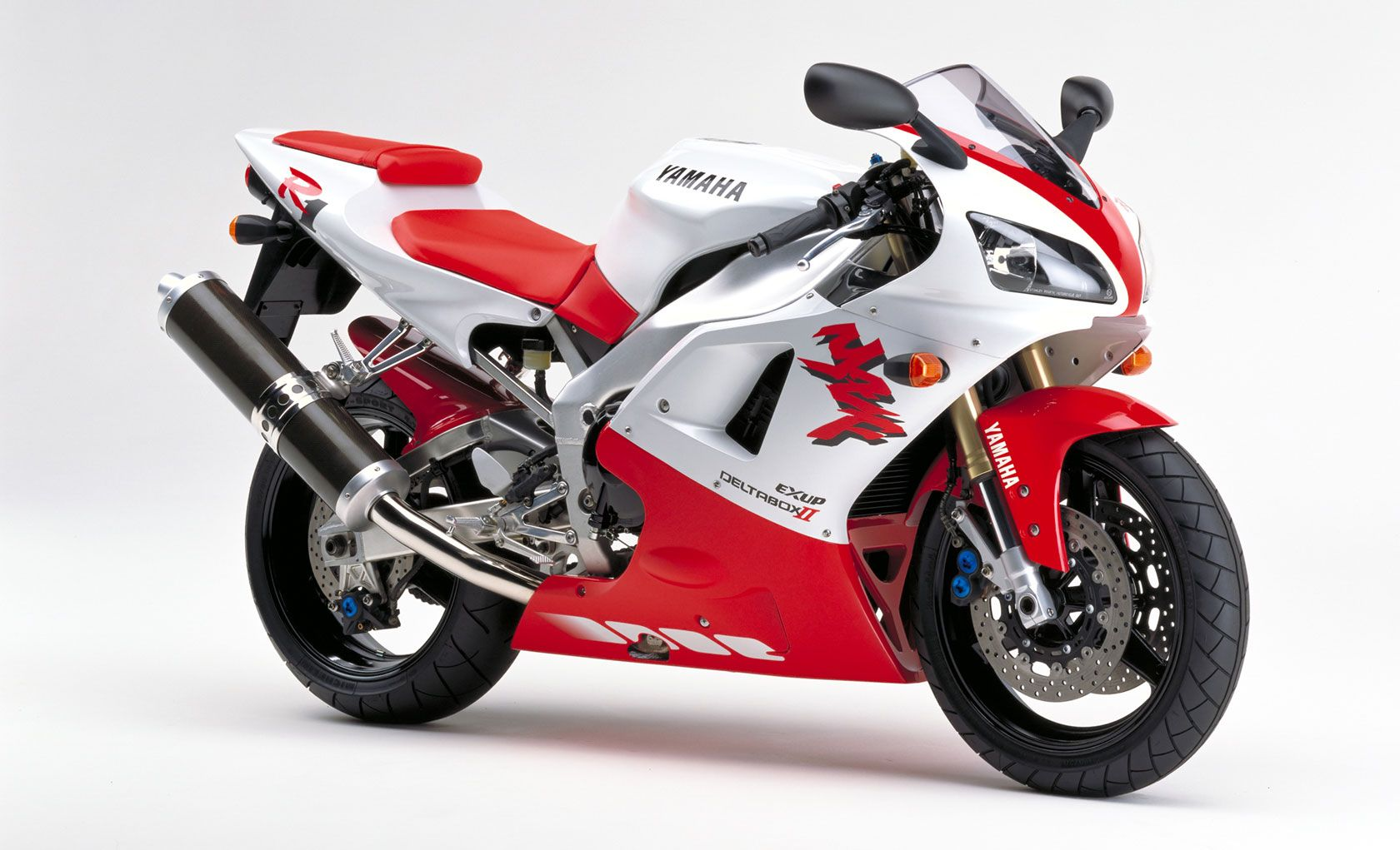 Yamaha YZF-R1 1998-1999 - Specifications - Wings and Gears