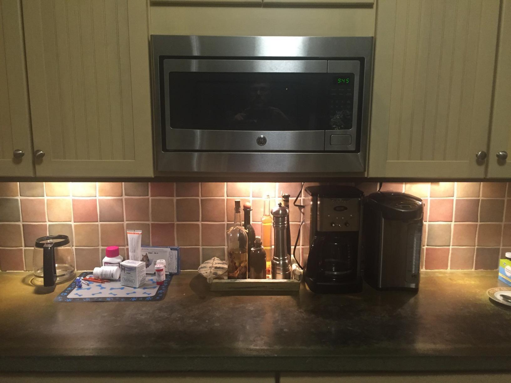 Amazon Com Ge Pem31sfss Profile Stainless Steel Countertop