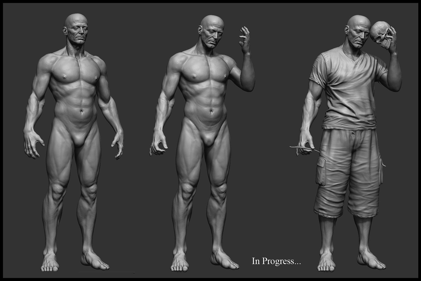 Pin by Olaf Pożoga on sculpt | Pinterest | Sketchbooks, ZBrush and ...