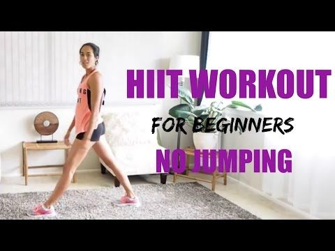 Hiit Workouts For Beginners 10 Exercises That Burn Calories Fast