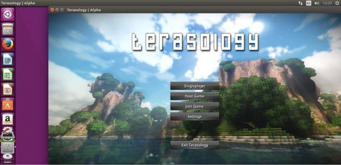 Terasology Alpha 4 (Minecraft-inspired game) released Install on Ubuntu 16.04