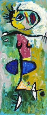 Pin By Kaj Jensen On Asger Jorn Art Abstract Painting Painting