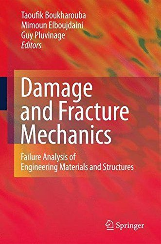 Download Free Damage And Fracture Mechanics Failure Analysis Of