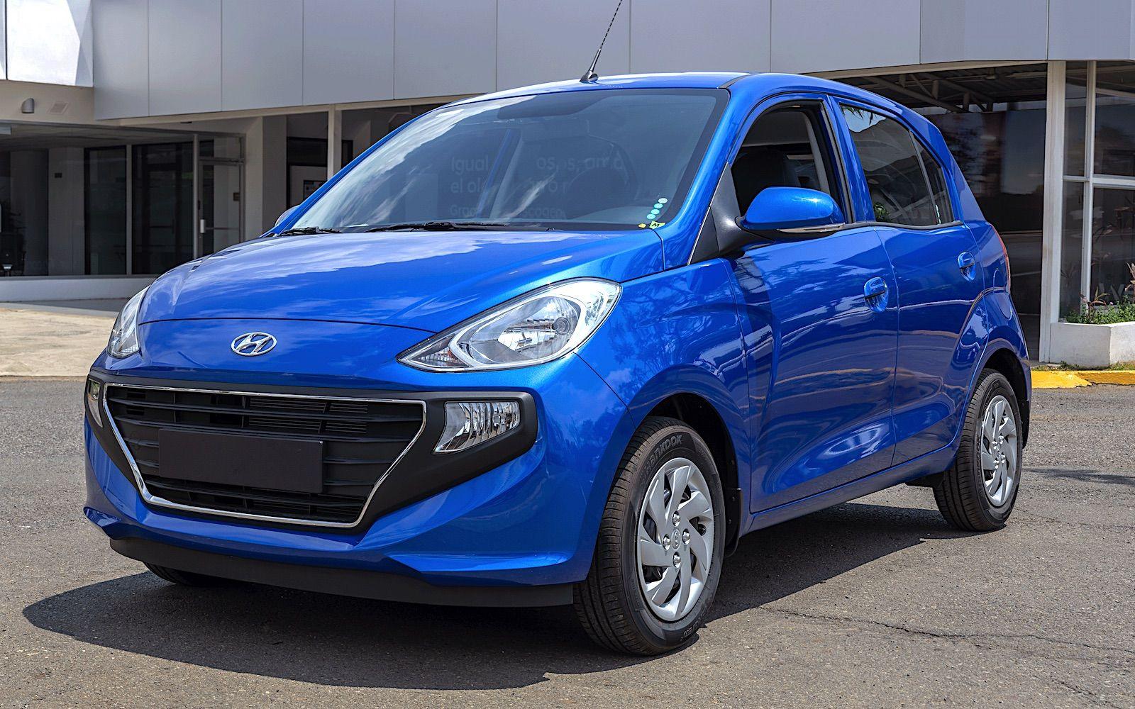 Hyundai Atos 2019 Precios Versiones Y Equipamiento En Costa Rica Fotos De Coches Costa Rica Maleteros