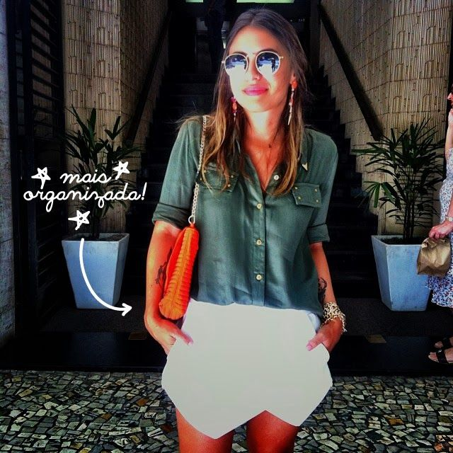 Small Fashion Diary: look do dia: verão básico!