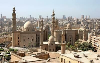 CAIRO EGYPT SKYLINE GLOSSY POSTER PICTURE PHOTO PRINT aerial view pyramids 3539 #fashion #home #garden #homedcor #postersprints (ebay link)