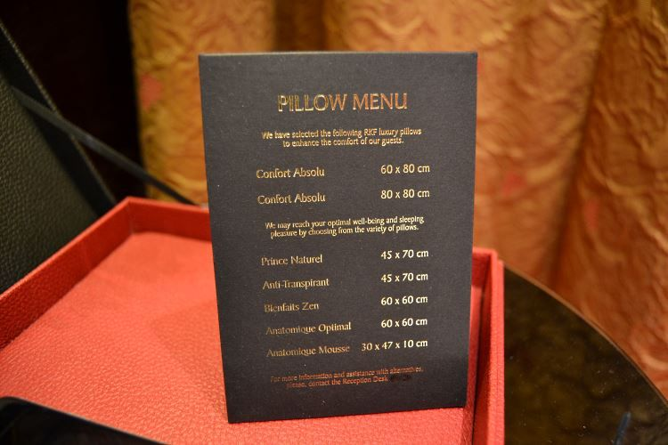 Image Result For Best Hotel Pillow Menu Hotel Pillows
