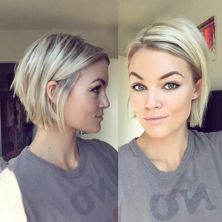 Piega x capelli corti