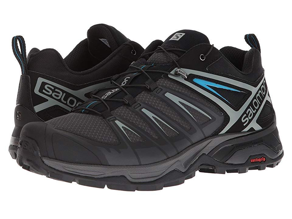 Salomon X Ultra 3 Men's Shoes PhantomBlackHawaiian Surf