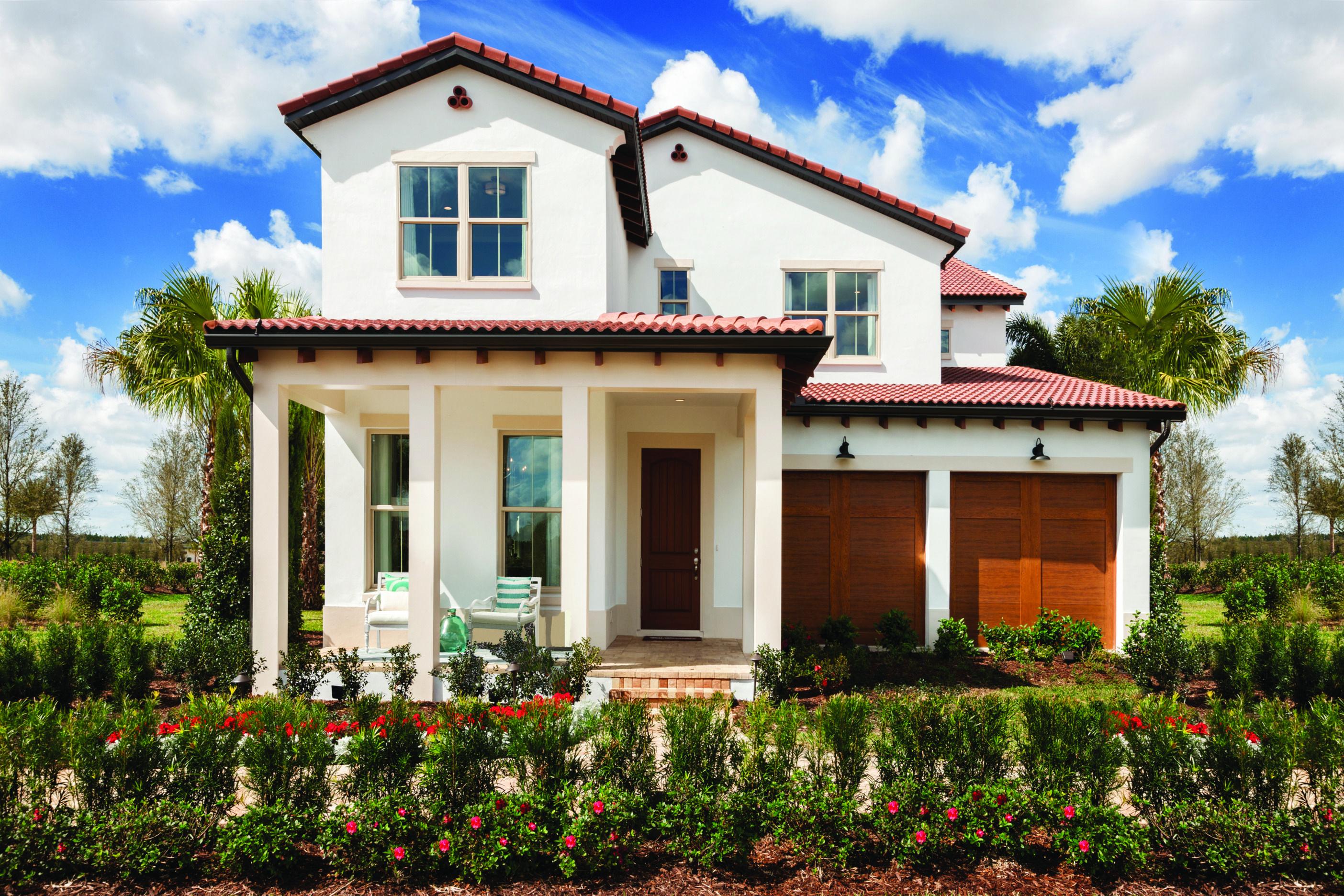 Lakeshore Community In Winter Garden Fla Florida Home New