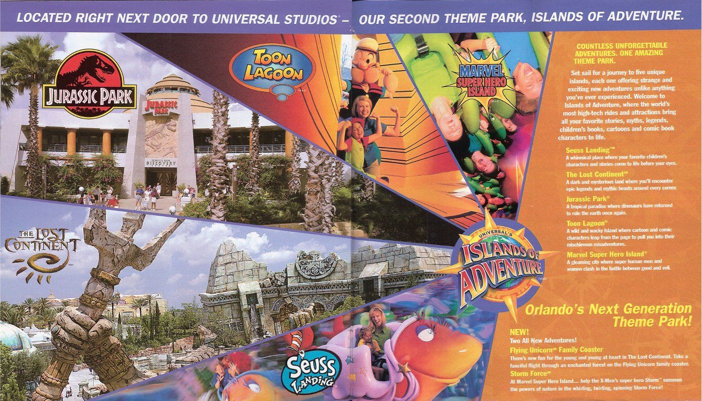 Pin By Dawn Quinn On Disney Islands Of Adventure Universal Studios Florida Vacation Guide