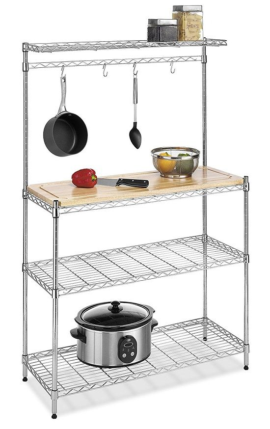 10 Cool Kitchen Racks U0026 Shelves To Buy Online