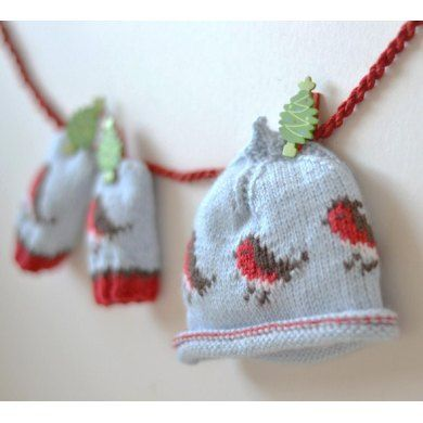 A CHRISTMAS BUNDLE OFFER!Purchase this little Christmas baby beanie and baby mittens knitting pattern bundle with festive little Christmas Robins for you to create the perfect handmade Festive gift for little ones!Little Pickle Knits collection by Linda Whaley. Knitted with Bergere De France Caline 4ply but you can chhoose any 4ply yarn. This easy to read pattern has separate detailed instructions for each size. Just select and print the pages for the size you are knitting, and leave the…