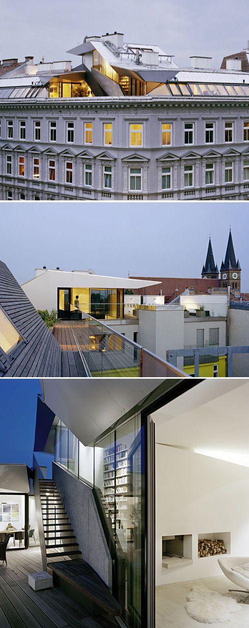 Loft renovation by lakonis architekten architecture - Lakonis architekten ...