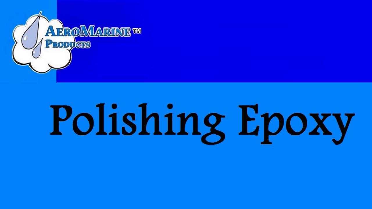 How to polish epoxy j pinterest epoxy and resin
