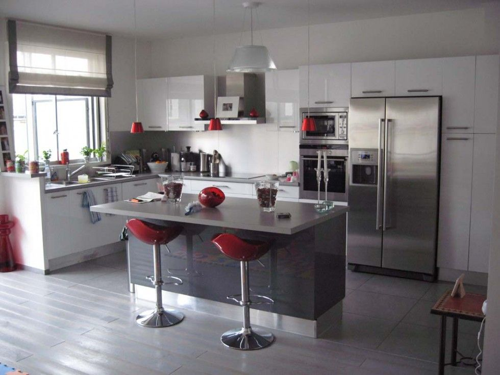 Bellow We Give You Soft Grey Kitchen Decorating Ideas Image Housetohome Co  Uk And Also Kitchen