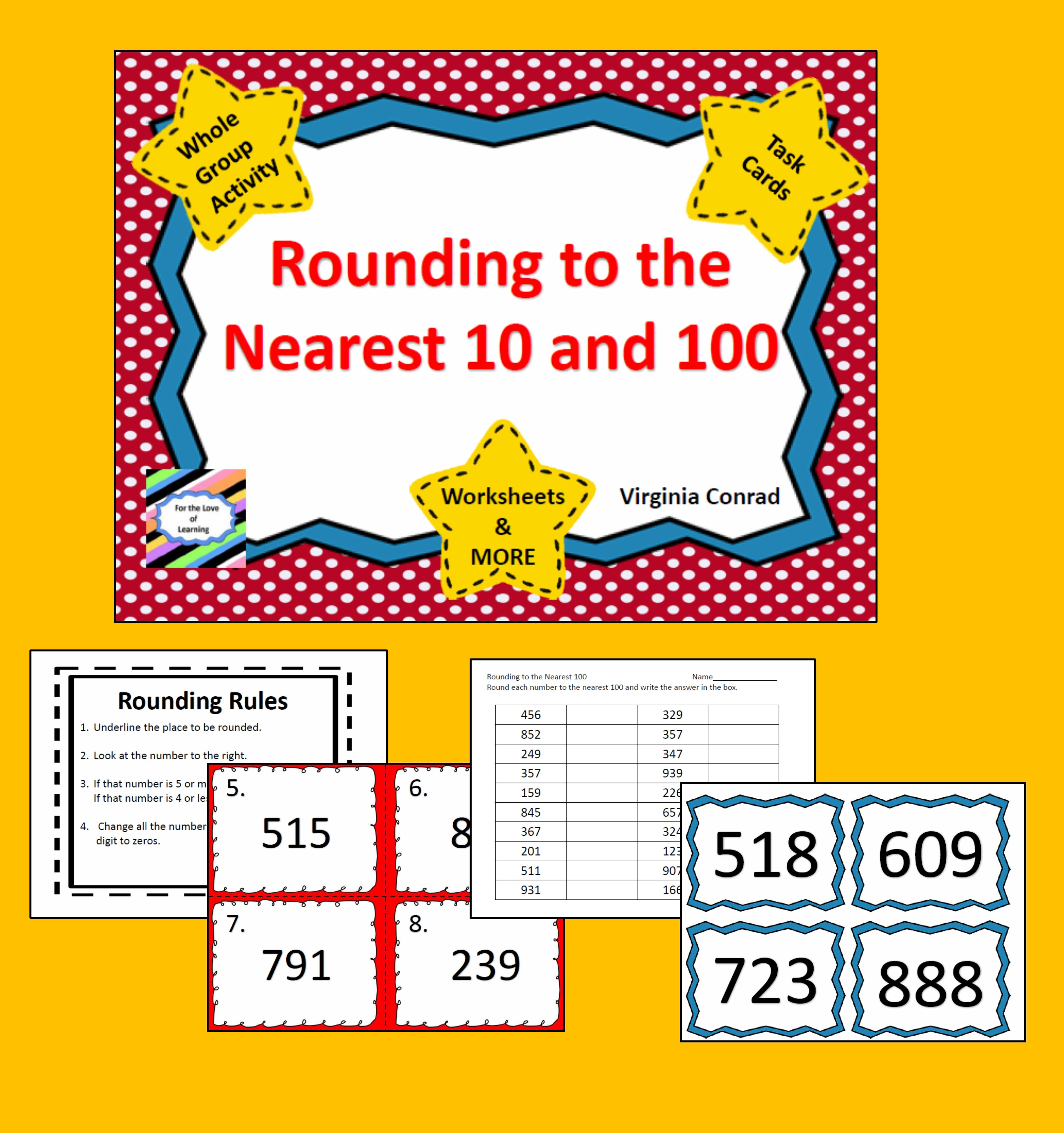 Rounding To The Nearest 10 And 100 With Images