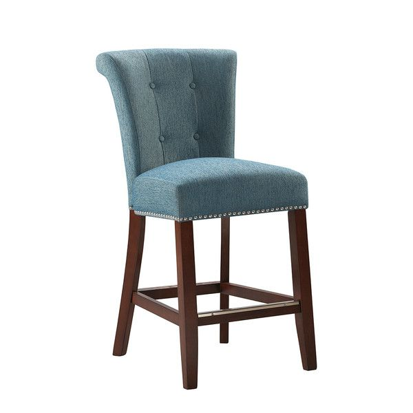 Olivia Barstool $119 -- like the color and style a lot. Decent price. Would probably want 2. Lower priority though.