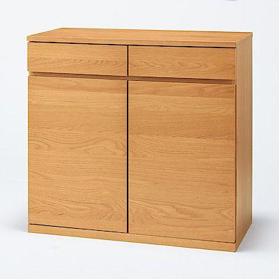 Wooden cabinet, wood door, oak wood width 88 x depth 44 x height …