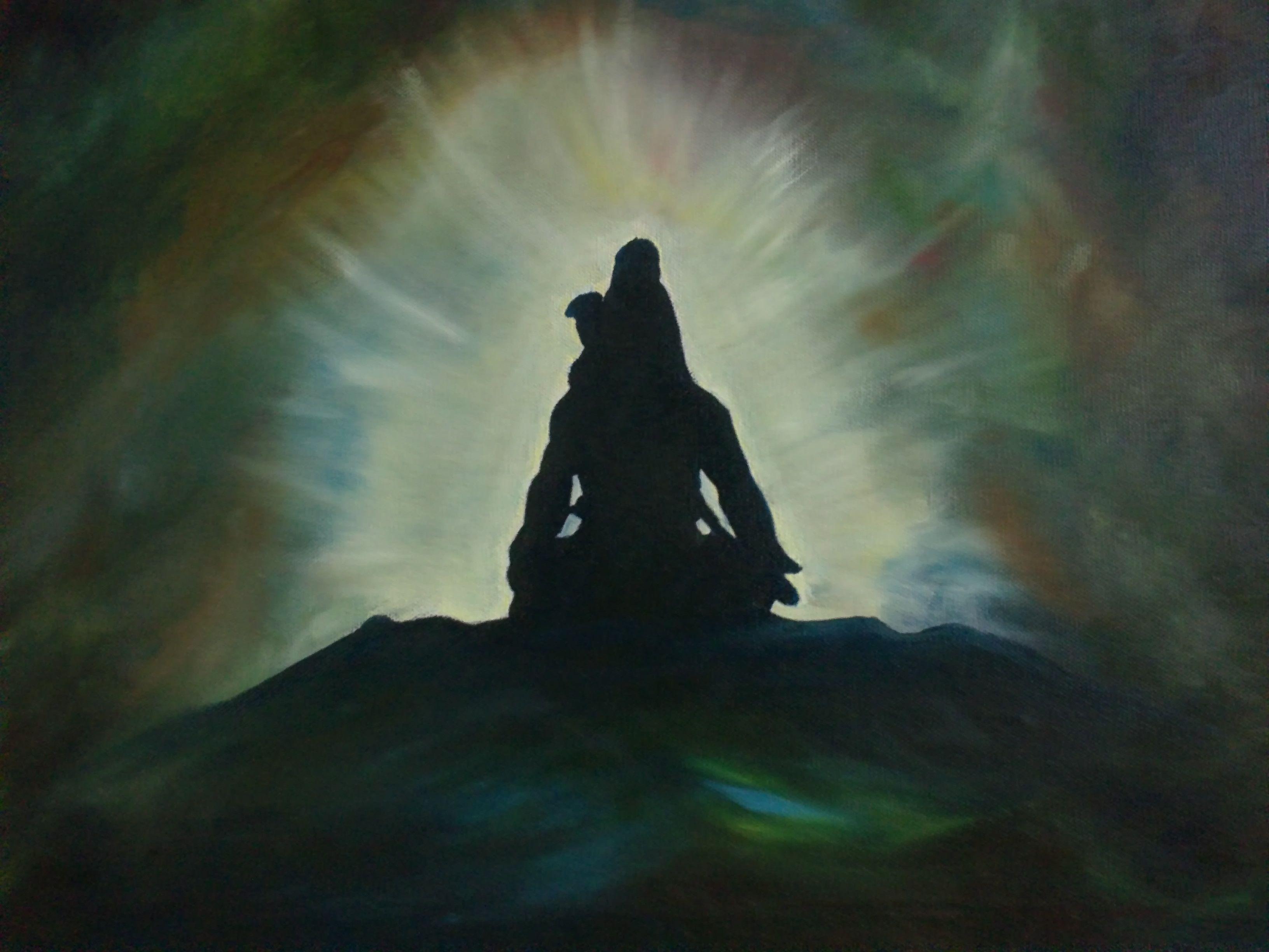 Hindu Gods Paintings Famous