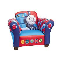 Thomas the Tank Engine and Friends Upholstered Chair (With ...