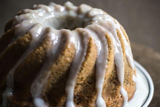 bake your slovak roots / slovenské korene: Poppy Seed Lemon Bábovka (Bundt Cake) / Makovo Cit...