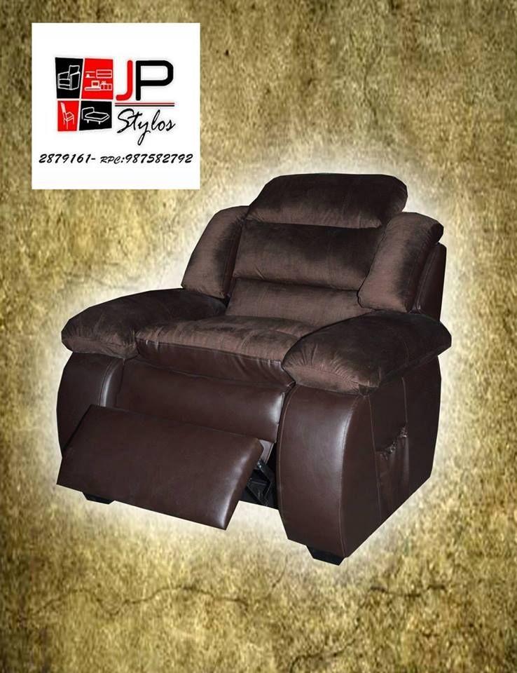 Sofa reclinable sofa reclinable okaycreations thesofa for Sillon reclinable