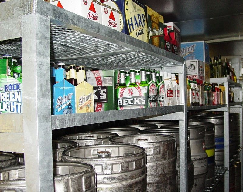 The Importance Of Organization In Your Bar S Walk In Cooler Jpg Organization Bar Cooler