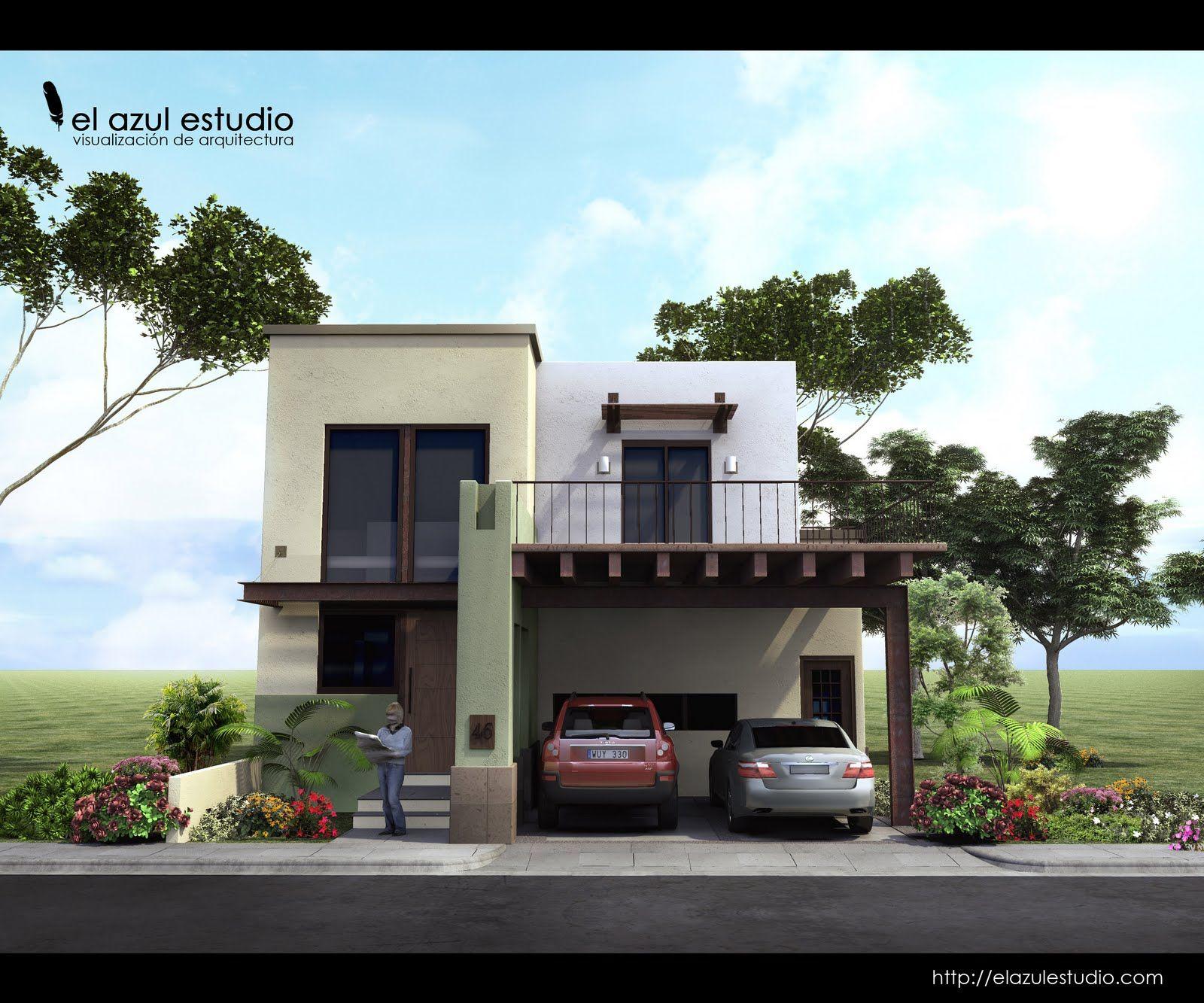 Cliente ipx antara residencial ing ernesto verdugo for Fachadas de casas modernas en hermosillo