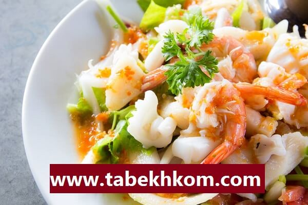 طريقة طبخ فواكه البحر بأكثر من طريقة مختلفة Cooking Seafood Cooking Food