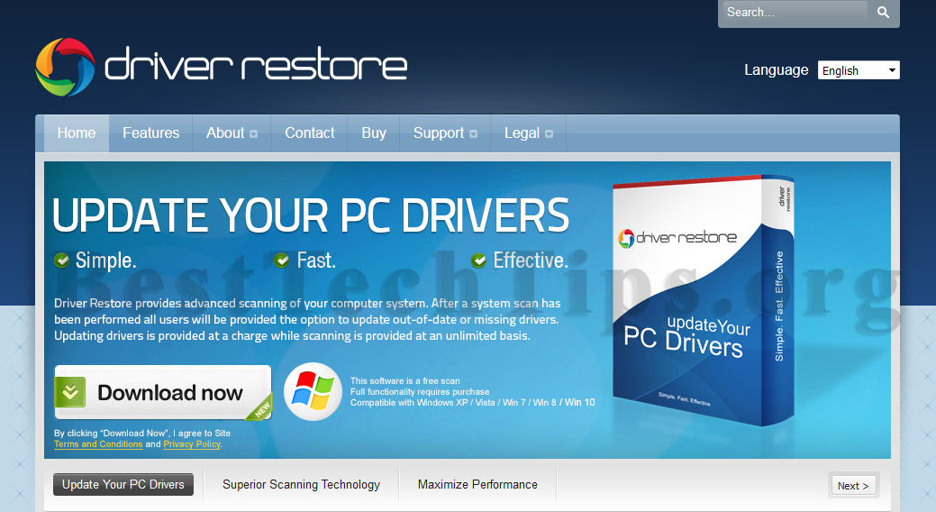 The Simplest Fastest Way To Resolve Driver Related Issues Is To Download Driver Restore And Follow The Instructions Restoration Computer System Drivers