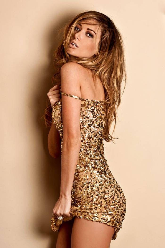 La guapa presentadora y modelos venezolana Patricia Zavala Nicoloso, participante del Miss Venezuela 2009 y ganadora del título Chica E! Venezuela 2010