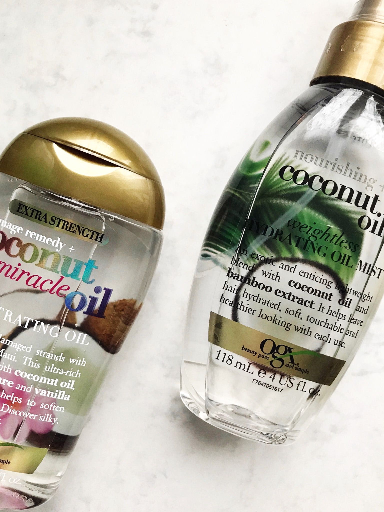 Haircare On Trial : OGX | Beauty | Hair care, Hair mask for