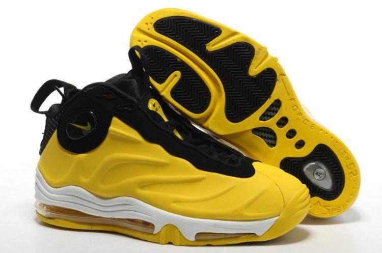 best website 11e94 546d5 Nike Total Air Foamposite Max Yellow-Black