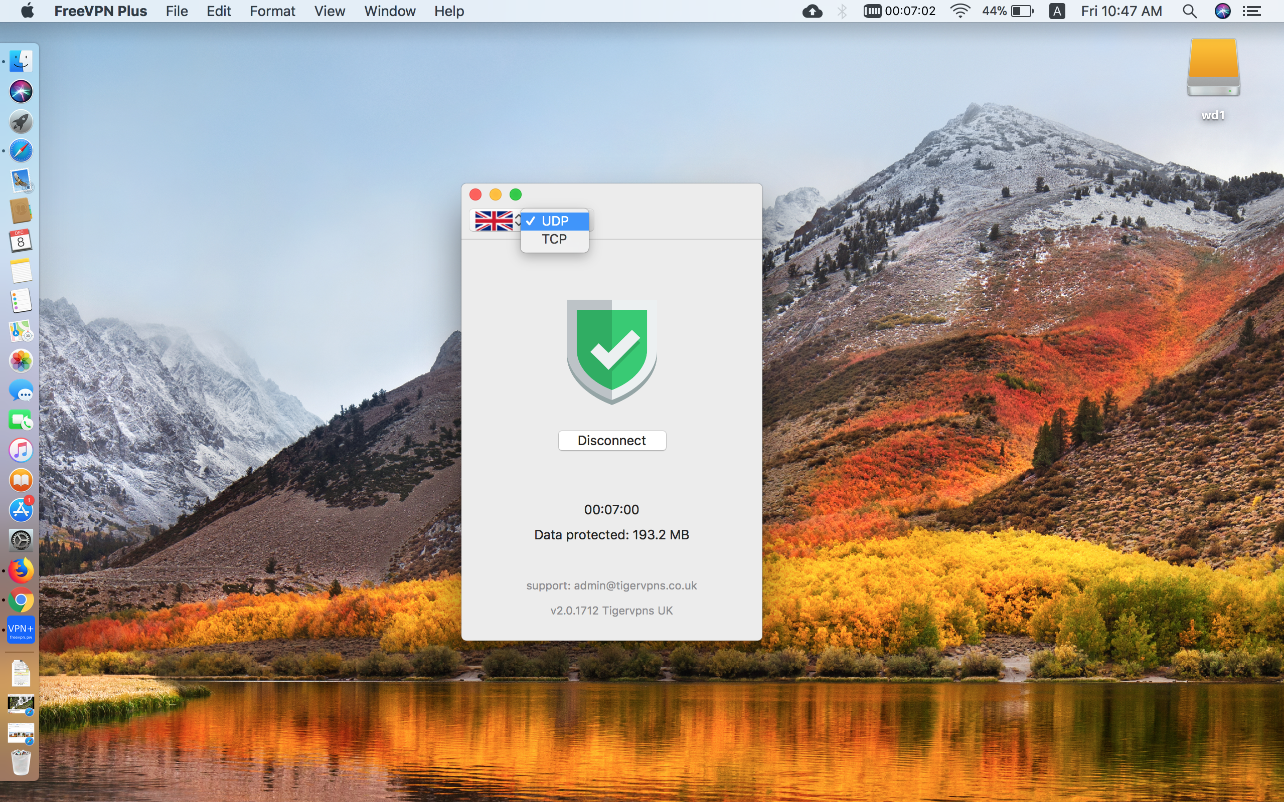 Get free VPN on all devices  Keep safe and private online  Download
