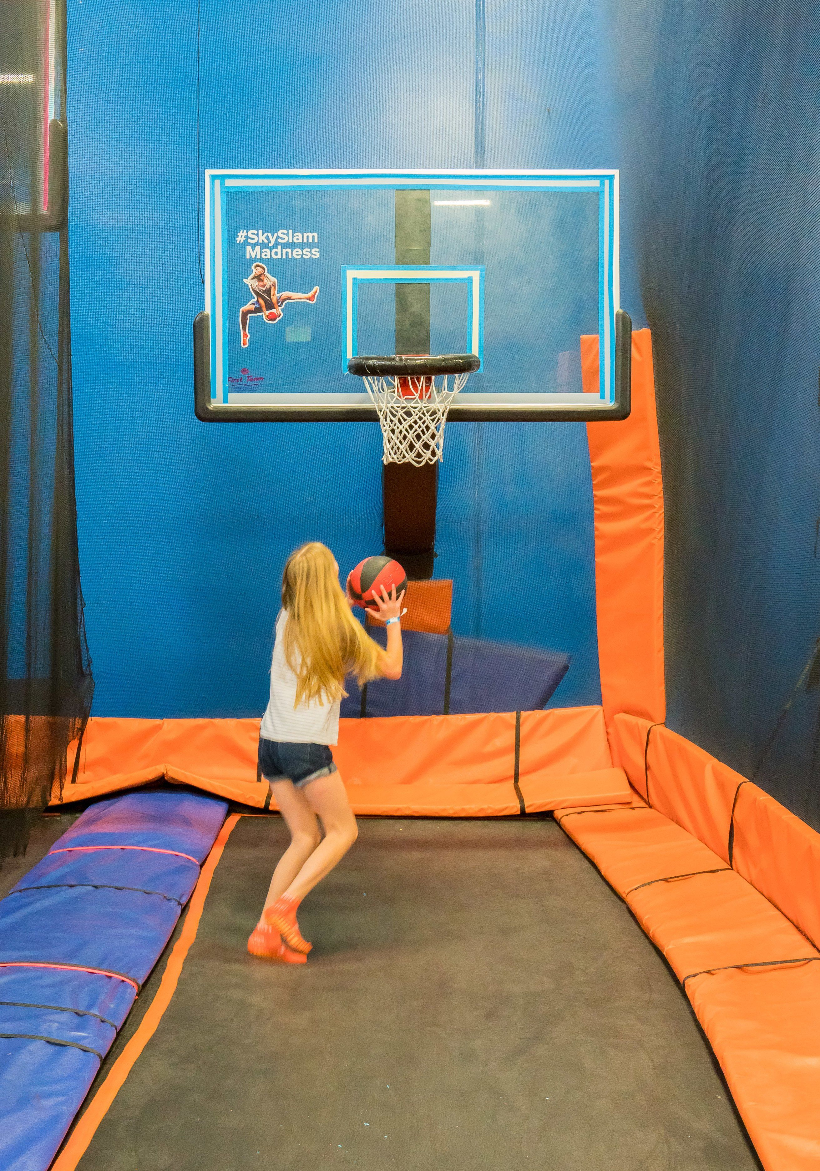 things to do at a sky zone san diego trampoline park more
