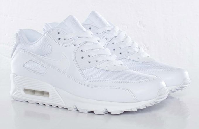 Air Max Triple De Prix Blanc