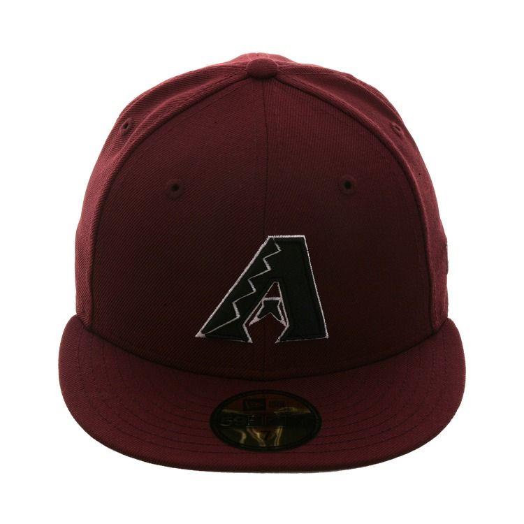 Exclusive New Era 59Fifty Arizona Diamondbacks Fitted A Hat