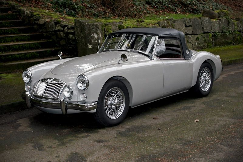 1960 MG MGA For Sale Classic cars, Cars uk, Antique cars