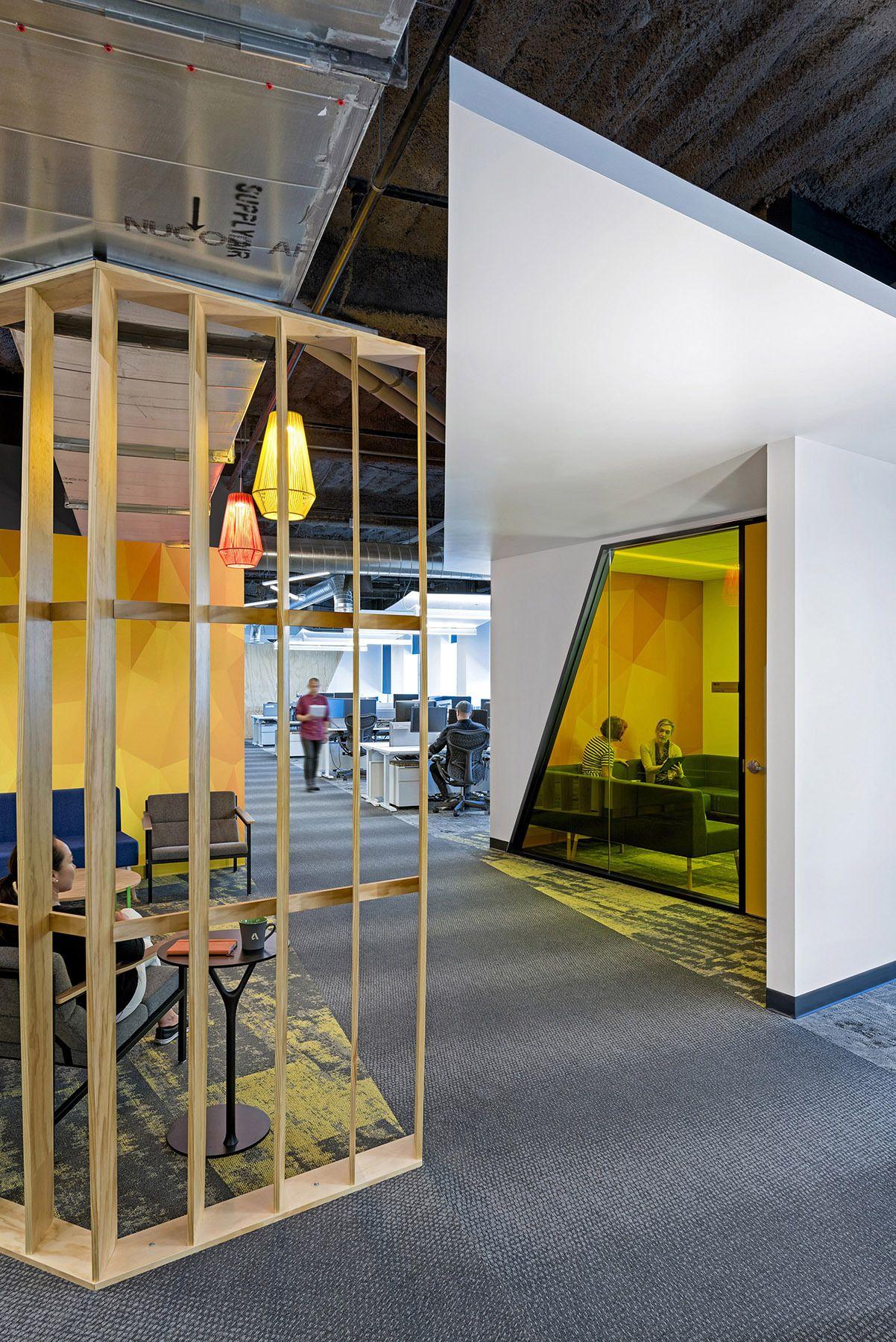 Autodesk Room Design: Office Tour: Autodesk Offices – Denver