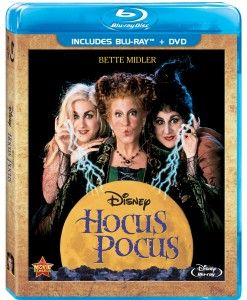 Hocus Pocus Casts a Spell for the First Time Ever on Blu-ray September 4, 2012