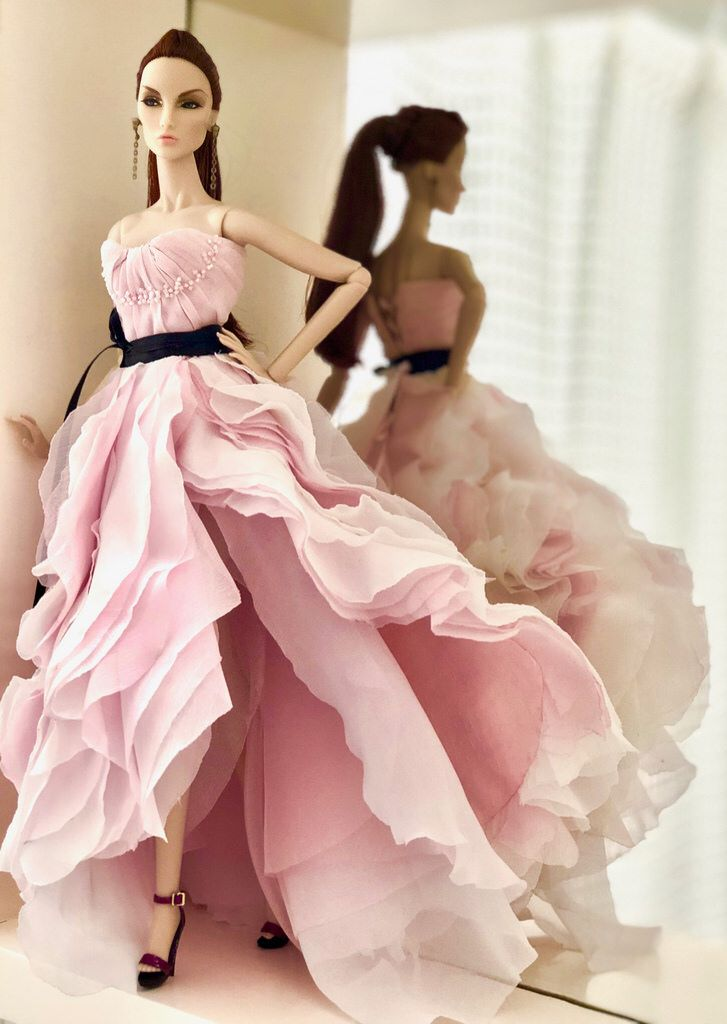 Funky Barbie Prom Dress Picture Collection - Wedding Dresses ...