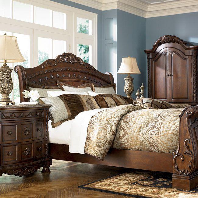 King Bedroom Discontinued Ashley Furniture Bedroom Sets