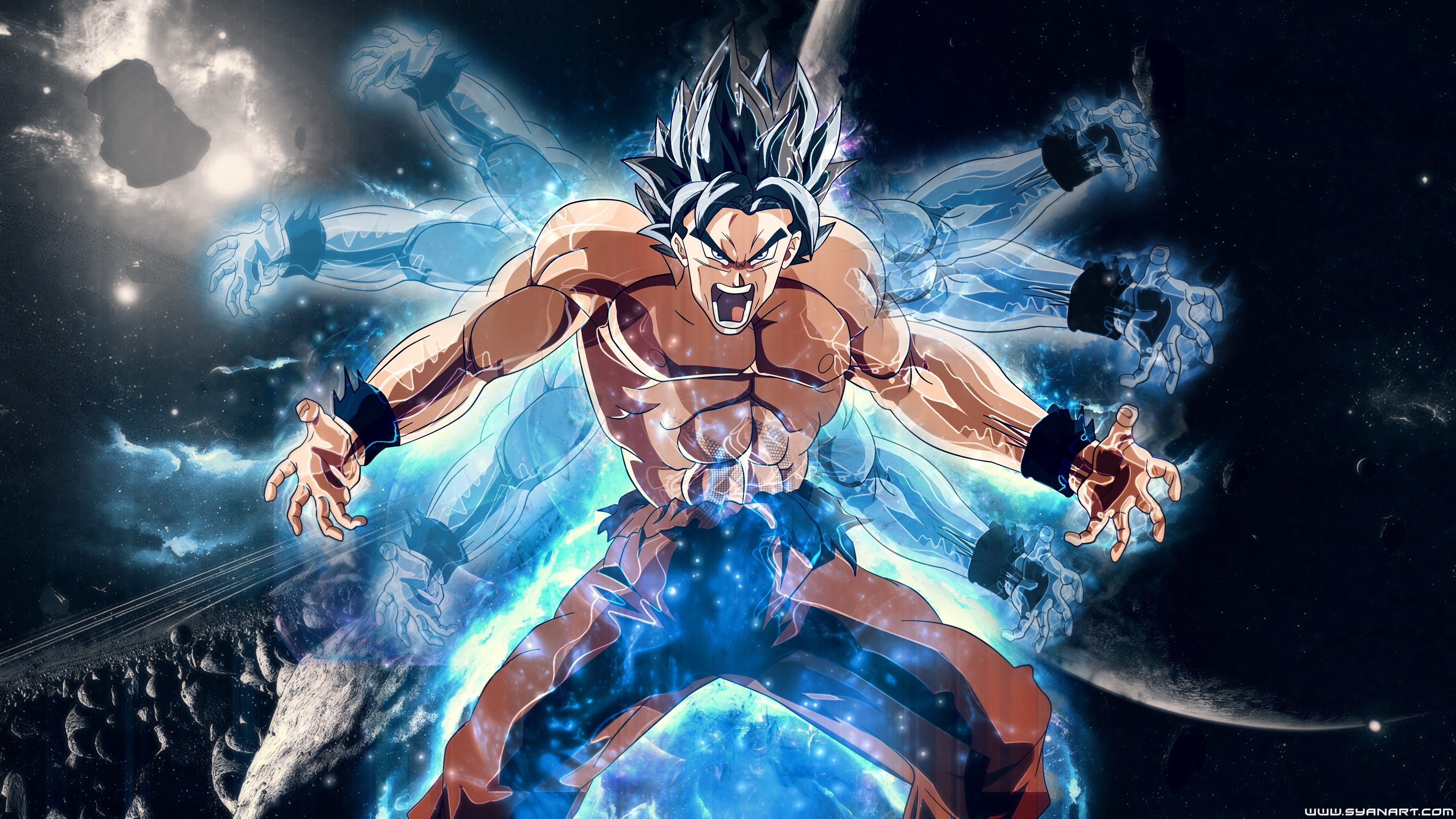 3840x2160 Dragon Ball Super 4k Hd Wallpaper Backgrounds Free