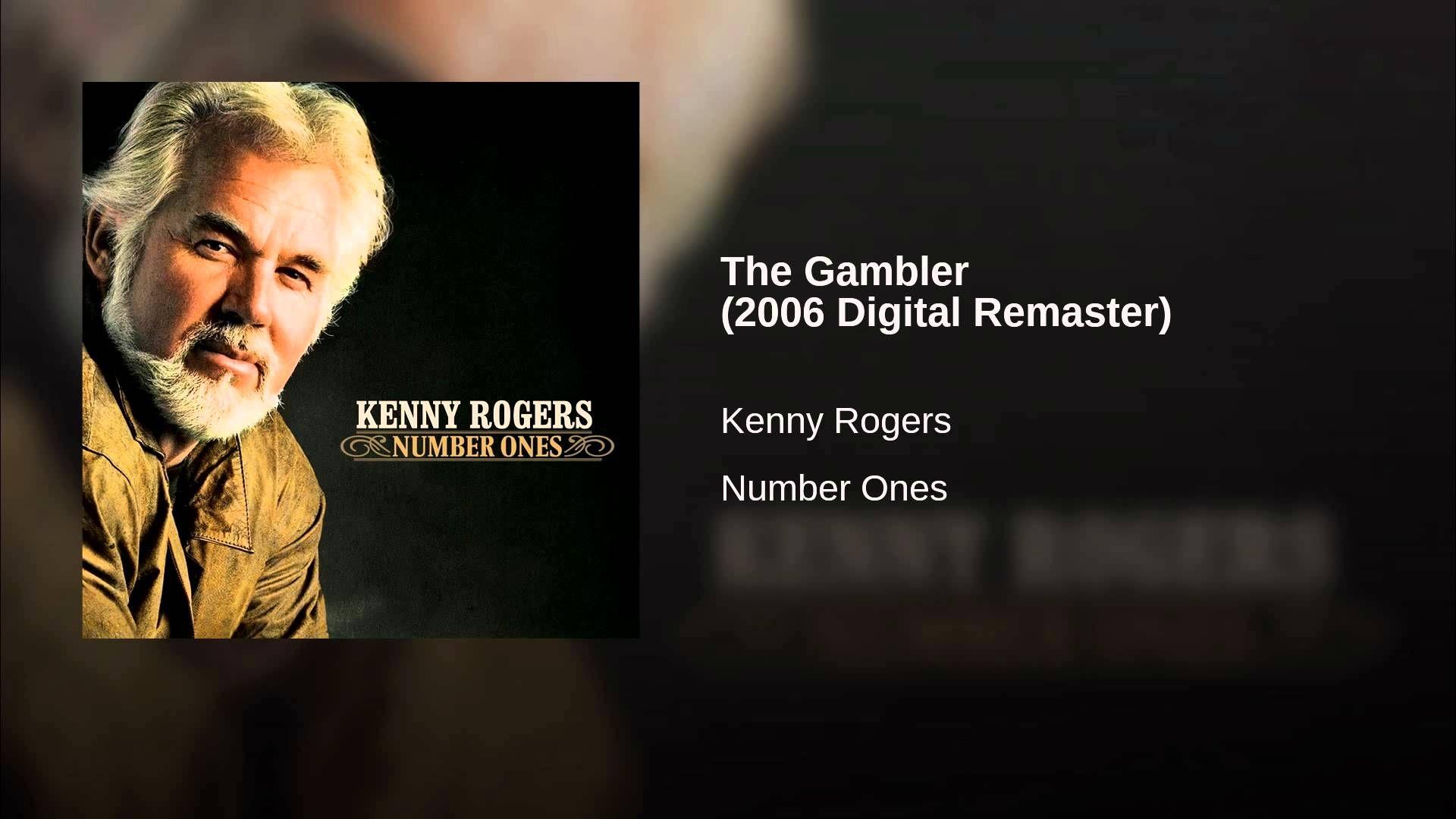 The Gambler (2006 Digital Remaster) Celebrating Kenny