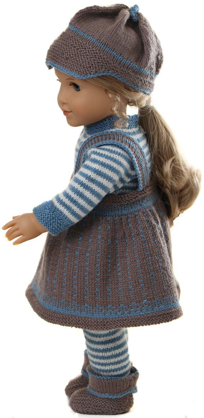 Poppenkleding baby born | American girl crochet | Pinterest ...