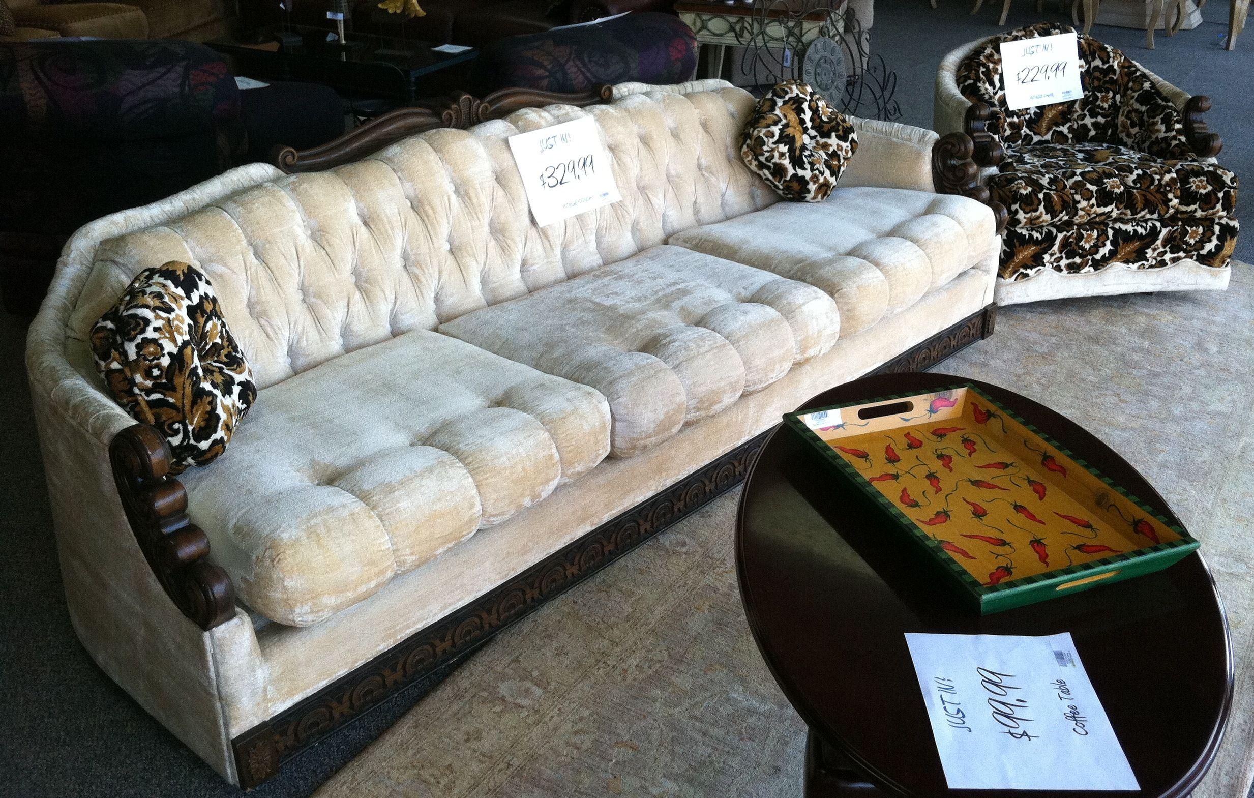 Phoenix Scottsdale Consignment Used Furniture Consignment Furniture Used Furniture Stores Vintage Couch Furniture Store