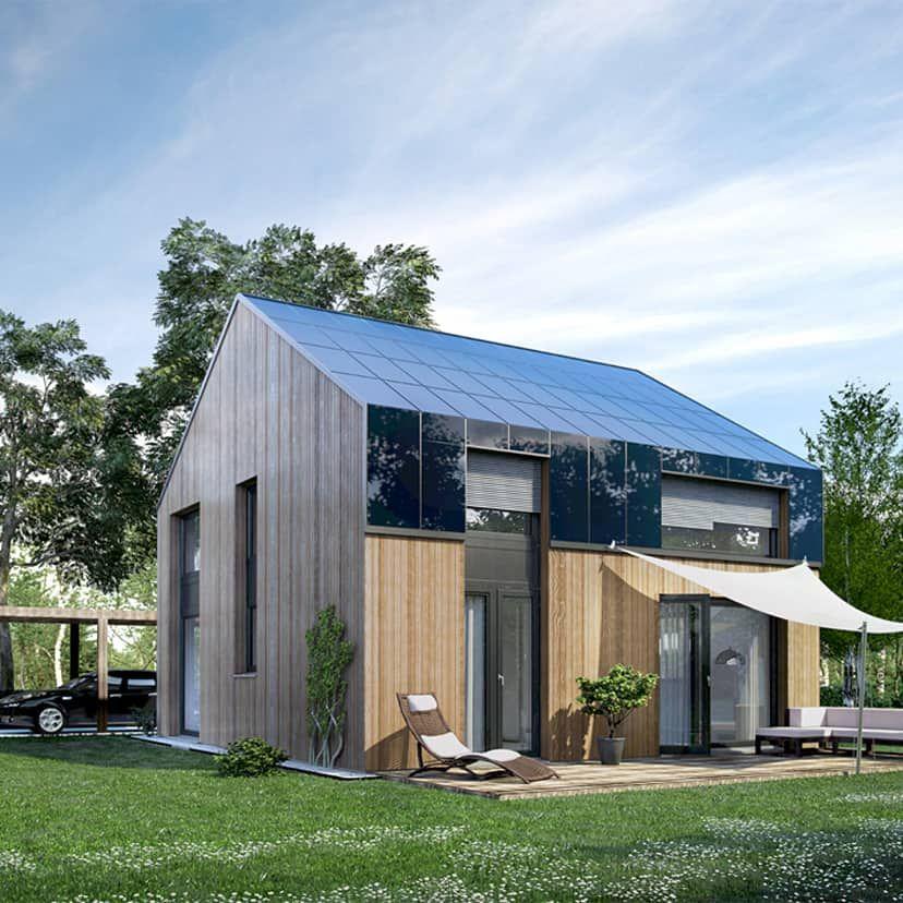 4 Maisons Prefabriquees Absolument Magiques Homify Maison Prefabriquee Maison Prefabriquee Bois Minuscule Maison Moderne