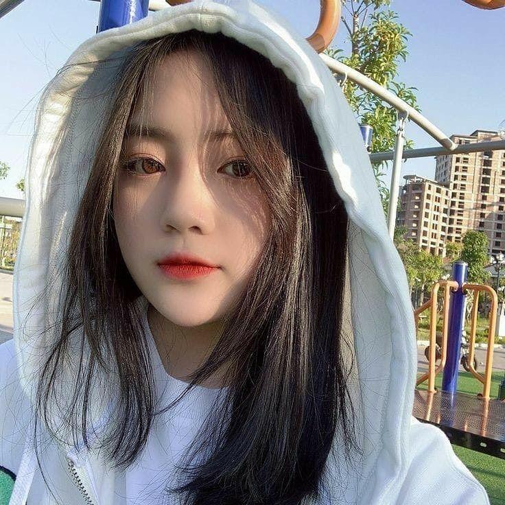 Pin oleh longnhi di Sắc đẹp Gadis korea, Gadis ulzzang