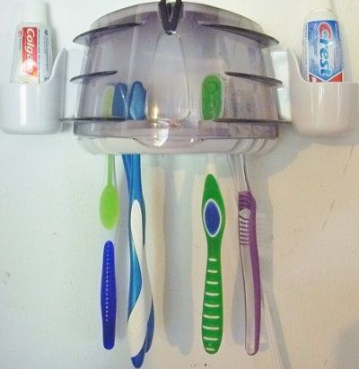 Toothbrush Holder For Your Bathroom